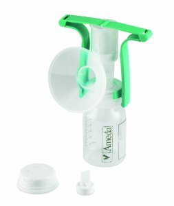 image of Ameda's manual breast pump