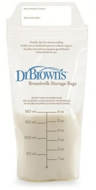 image of a storage bag by Dr Brown