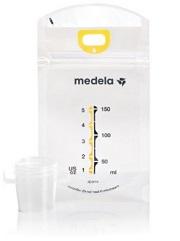 image of Medela's brest milk storage bag