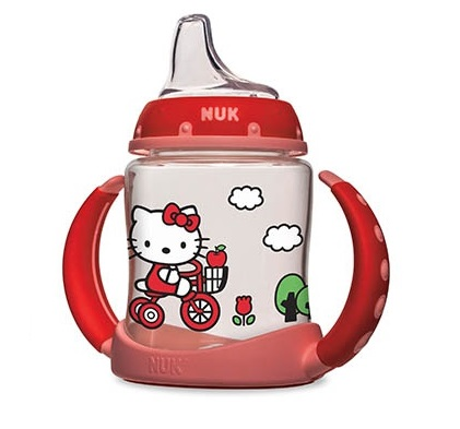 photo of NUK's sippy cup