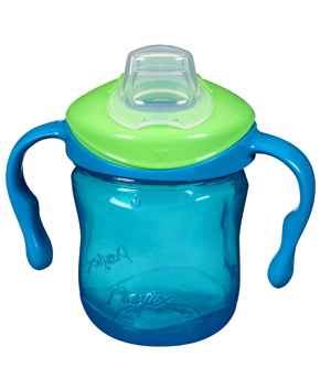 image of a sippy cup by Playtex