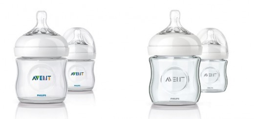 photo of avent bottles