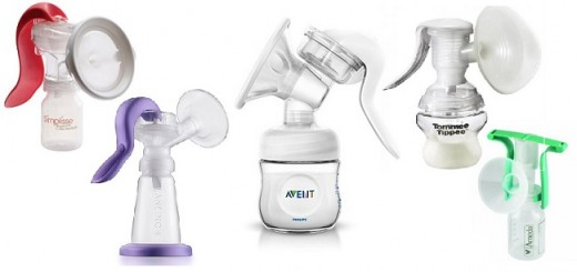 image of best manual breast pumps