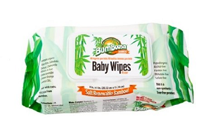 Bum Boosa Bamboo Baby Wipes