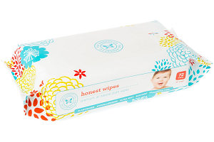 Wipes for babies by Honest Company