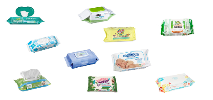 top rated baby wipes