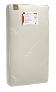 Simmons 2 in 1 Crib and Toddler Mattress