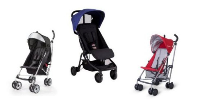 best three umbrella travel strollers