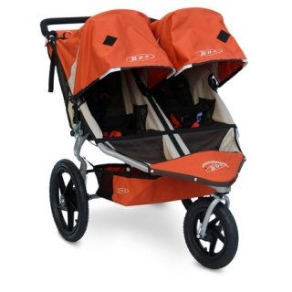 Top side by side stroller by BOB