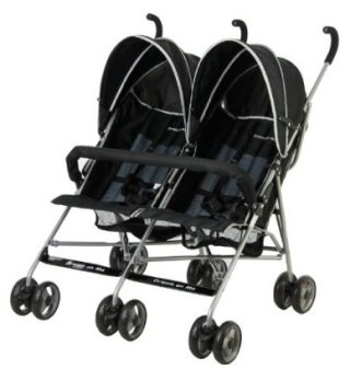 Double side by side stroller by Dream By Me