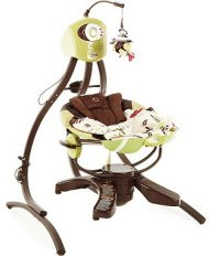 Zen Collection Cradle Swing