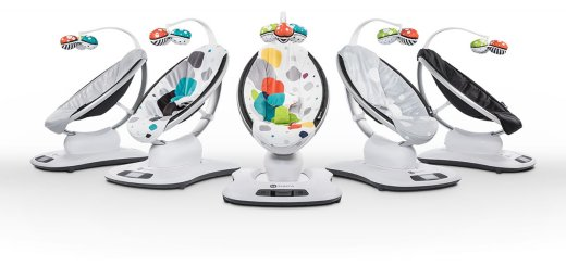 Mamaroo swings
